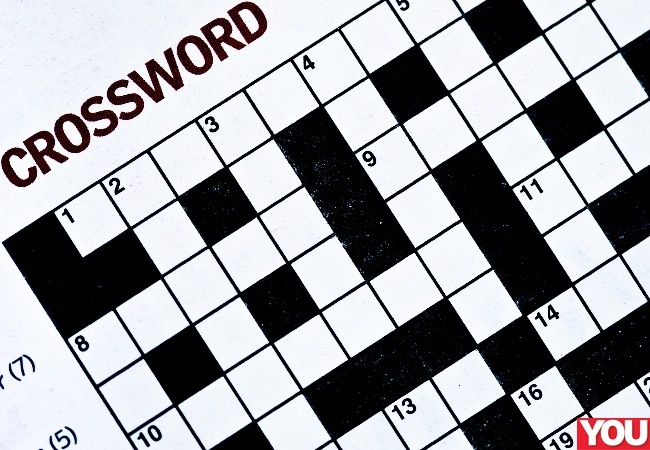 Crossword puzzle. (Photo: Getty Images)
