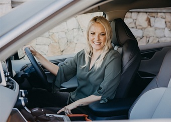 Women in Wheels | How Juliet McGuire combined two passions and started her own motoring channel