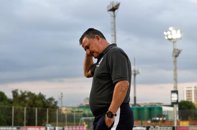 No break needed! Gavin Hunt wants new coaching job immediately after TTM takes over Wits - News24