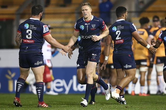 Rebels inflict first Super Rugby AU defeat on Brumbies - News24