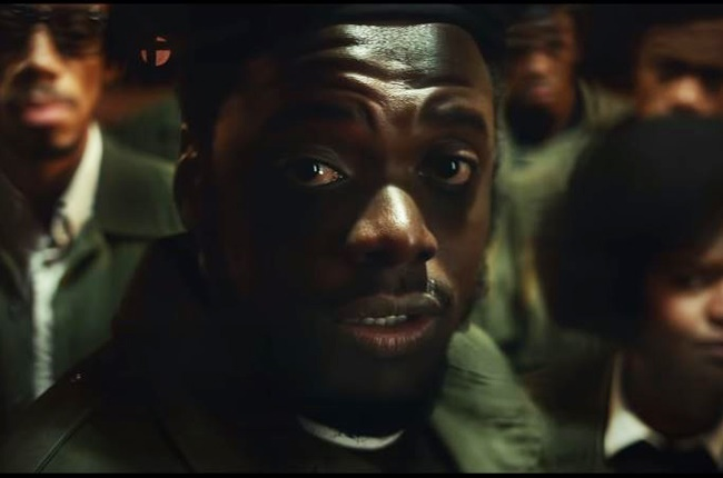 Daniel Kaluuya in 'Judas and the Black Messiah.'