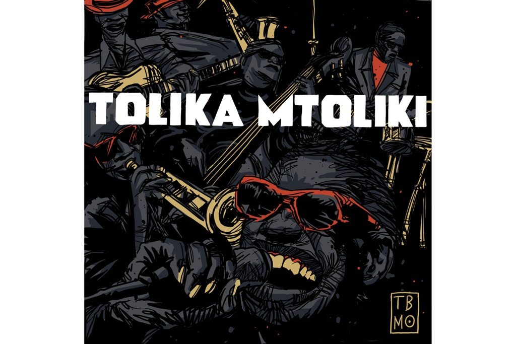 Sindiso Nyoni created the cover art for Tolika Mto