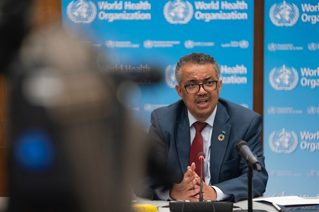 Dr Tedros Adhanom Ghebreyesus, Director-General, World Health Organisation.