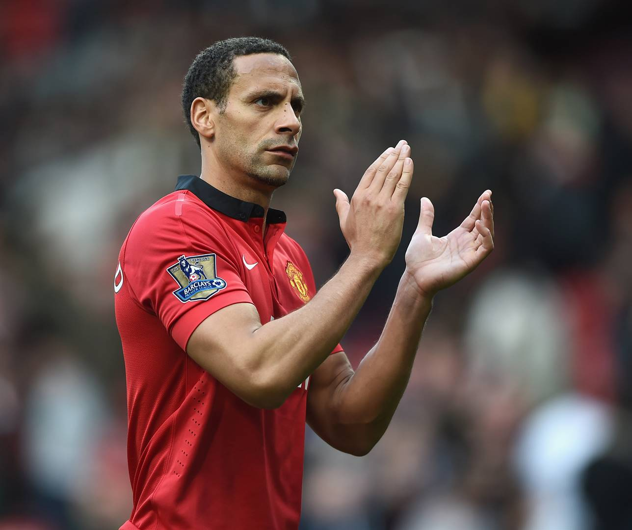 Man United legend Rio Ferdinand. Picture: Laurence Griffiths / Getty Images
