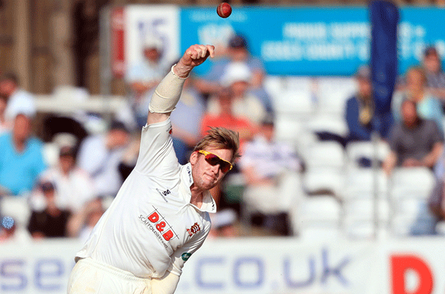 Simon Harmer admits hopes of representing England are over - News24