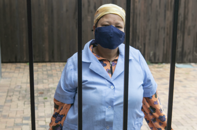 Cape Town domestic worker dismissed without UIF.