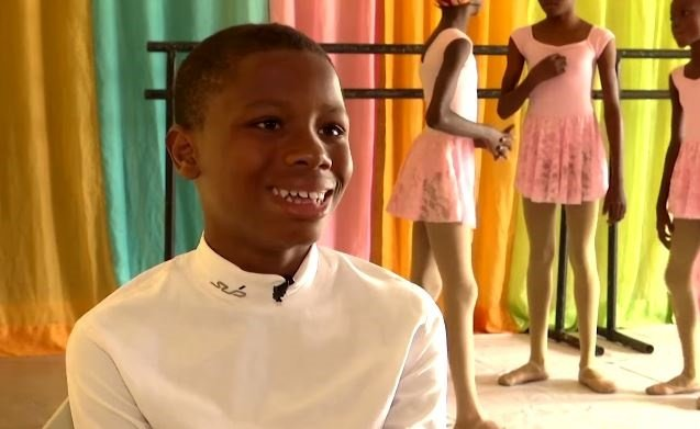 Viral video earns 11-year old ballet dancer a scholarship - News24