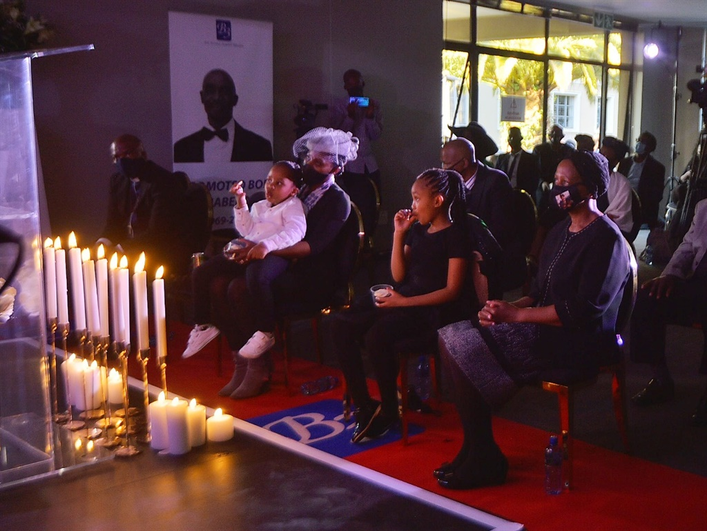 'He was a gold mine of note' – Bob Mabena's daughters give moving tribute | Citypress - News24