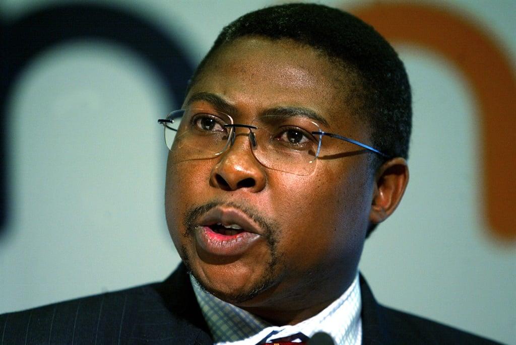 Former Transnet CEO Siyabonga Gama. Photo from Gallo Images
