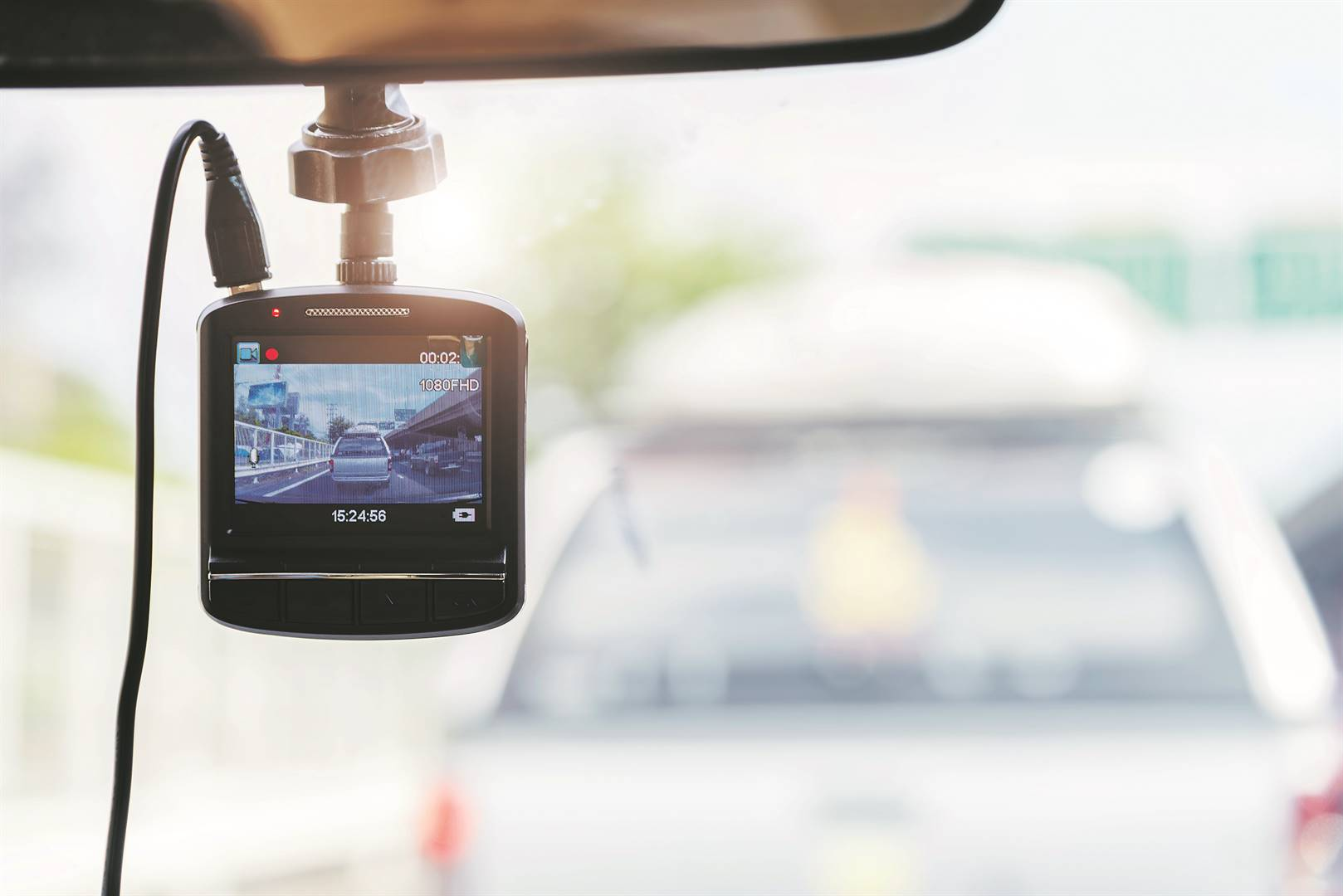 Dashcam footage can act as an extra witness in an accident.