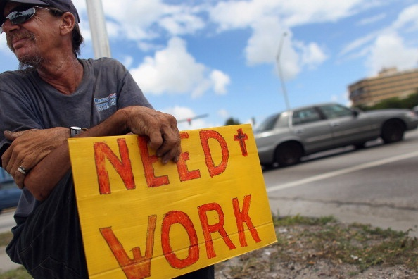 Poverty, inequality and unemployment negatively impact on our hard-won freedoms, writes the author. (Photo: Getty Images)