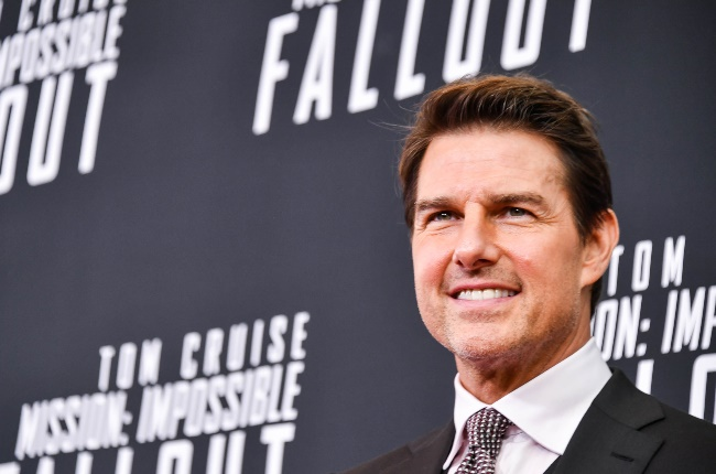 Tom Cruise. (PHOTO: Gallo Images/Getty Images)