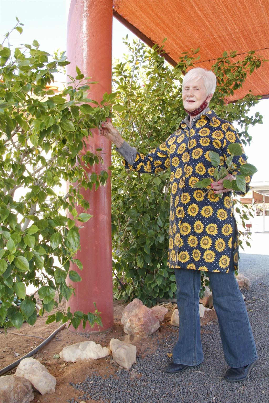 Bertus Coetzee bly haar lewe lank in Kakamas in die Noord-Kaap. Foto: A.C. Photography