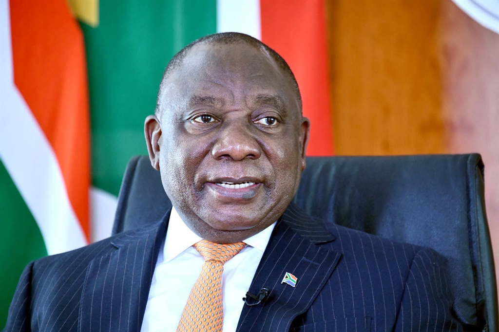 President Cyril Ramaphosa on Saturday announced lockdown restrictions would be eased to level 2. (GCIS)