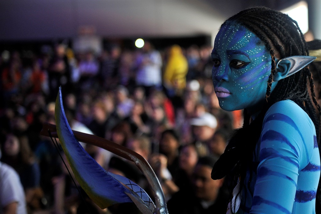 Cosplay at Comic Con Africa in 2018. Picture: Rosetta Msimango/CityPress