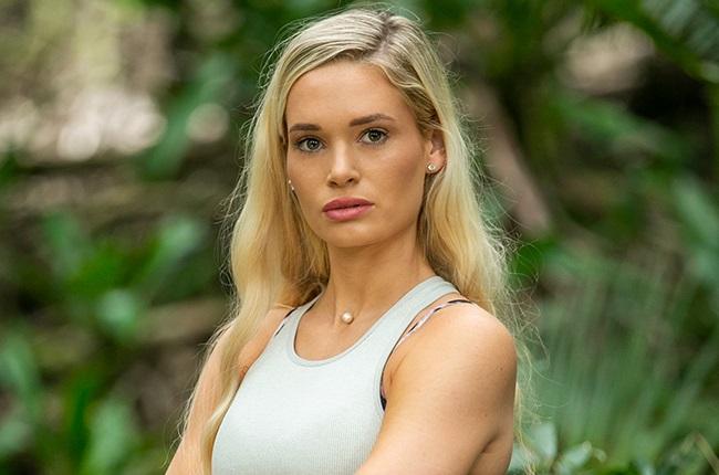 Survivor SA winner Nicole Wilmans.