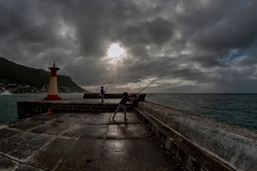 Wes-Kaap: Bewolk tot gedeeltelik bewolk en koud tot koel. Foto: Jaco Marais