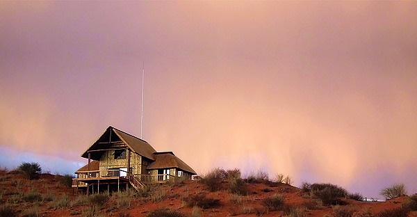 Die vyfster-Blinkwater Desert Place Manor in die K