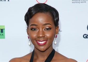 Thuso Mbedu can't wait for viewers to see her new series with Barry Jenkins