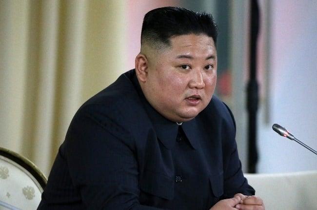Supreme leader Kim Jong Un. (Photo: Gallo Images/Getty Images)