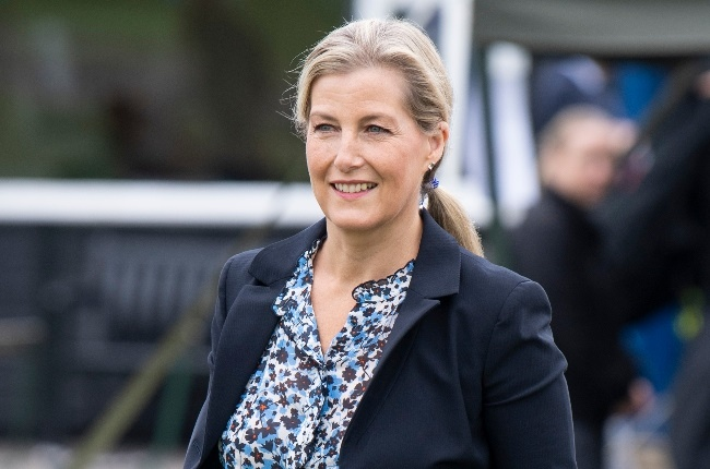 The wife of Prince Edward sat with renowned royal sculptor Frances Segelman at her London studio for the two-hour session. (Photo: Gallo Images/Getty Images)