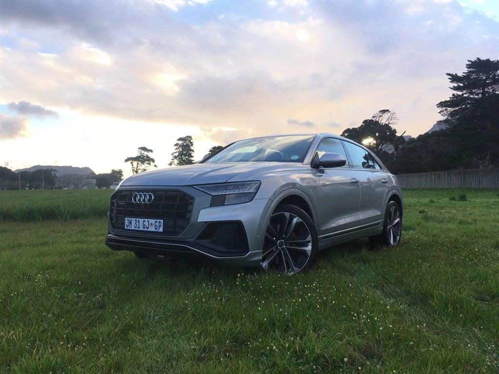 Audi Q8. Image: Wheels24