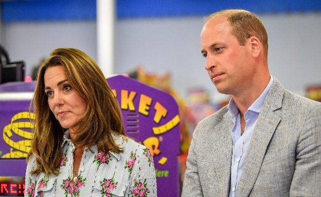The Duke and Duchess of Cambridge have of course t