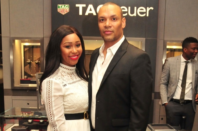 TV personality Minnie Dlamini Jones and her husband, Quinton Jones, recently celebrated four years of marriage.