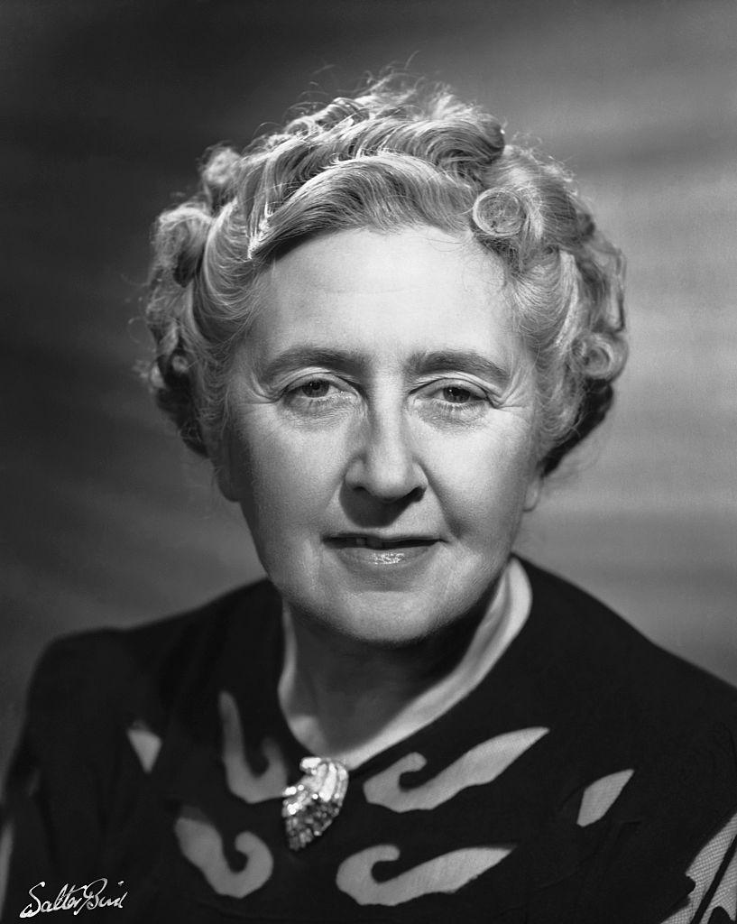 Agatha Christie. Foto: © Hulton-Deutsch Collection