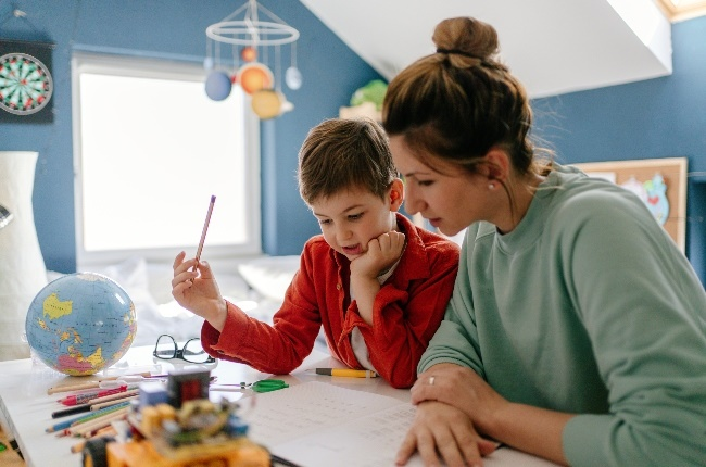 Home-schooling can cost anything from R5 000 to R26 000 a year per child. (Photo: Gallo Images/Getty Images)
