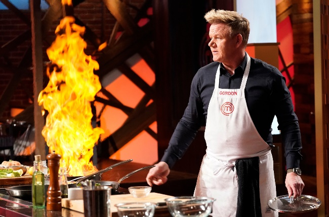 Gordon Ramsay. (PHOTO: GALLO IMAGES/GETTY IMAGES)