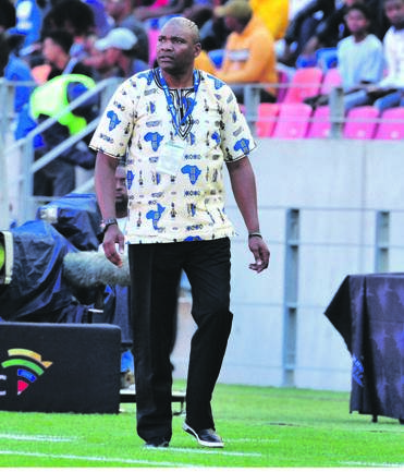 Bafana Bafana head coach Molefi Ntseki will soon announce the team that will resume play in October. Picture: Deryck Foster/BackpagePix