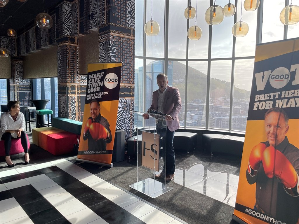 Elections 2021: GOOD party members on a mission to get back into governance in Cape Town - News24