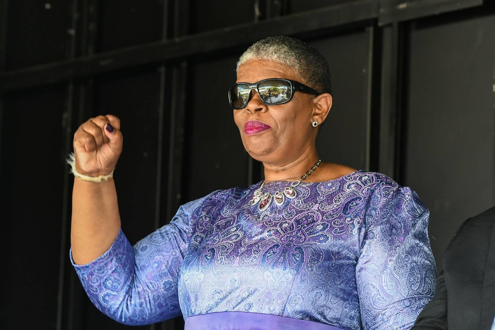 Former eThekwini mayor Zandile Gumede. Picture: Gallo Images