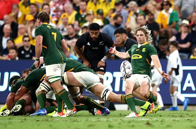 Springboks sticking with the kicking for All Blacks rematch | Sport