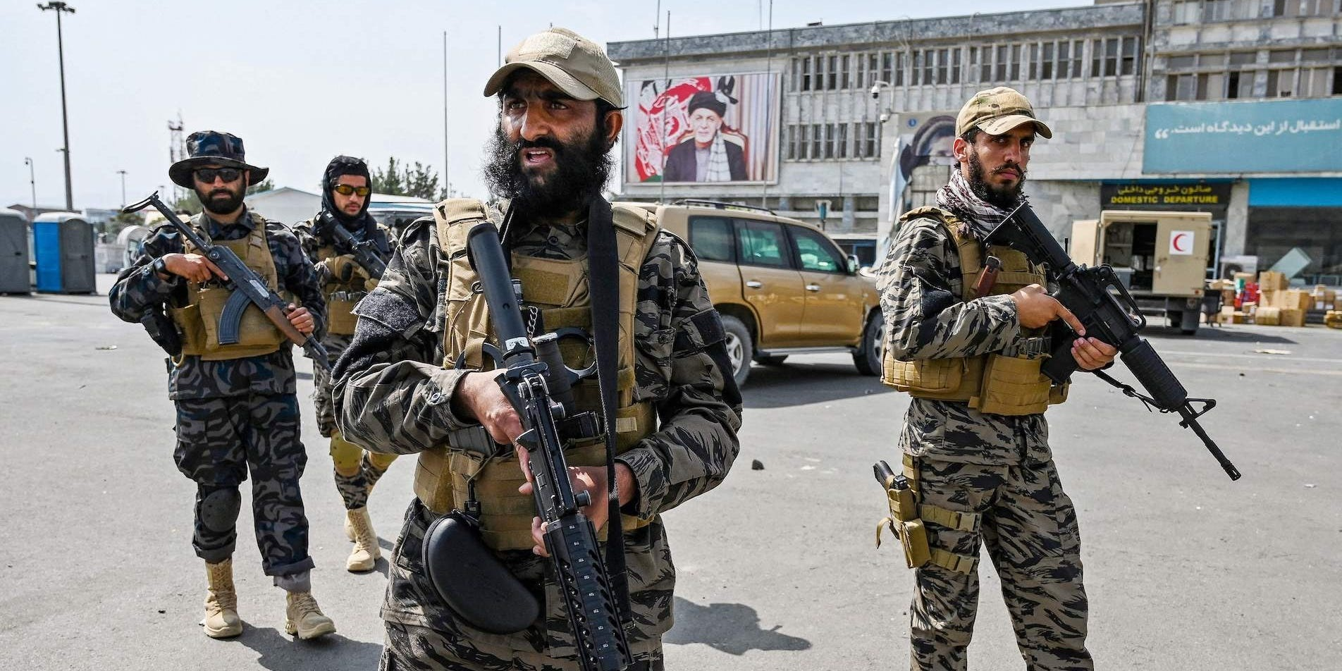 An explosion outside a mosque in the Afghan capital killed at least two people.