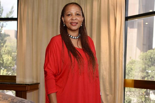 Xoliswa Nduneni-Ngema, CEO of Joburg City Theatres, has released her memoir almost 30 years after her divorce from Mbongeni Ngema (Photo: Facebook)