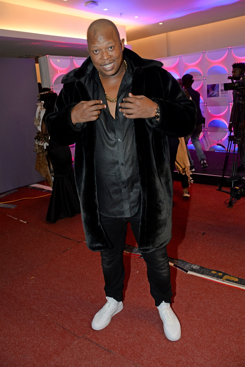 Mampintsha  during the SAMAS  on May 27, 2017 in S