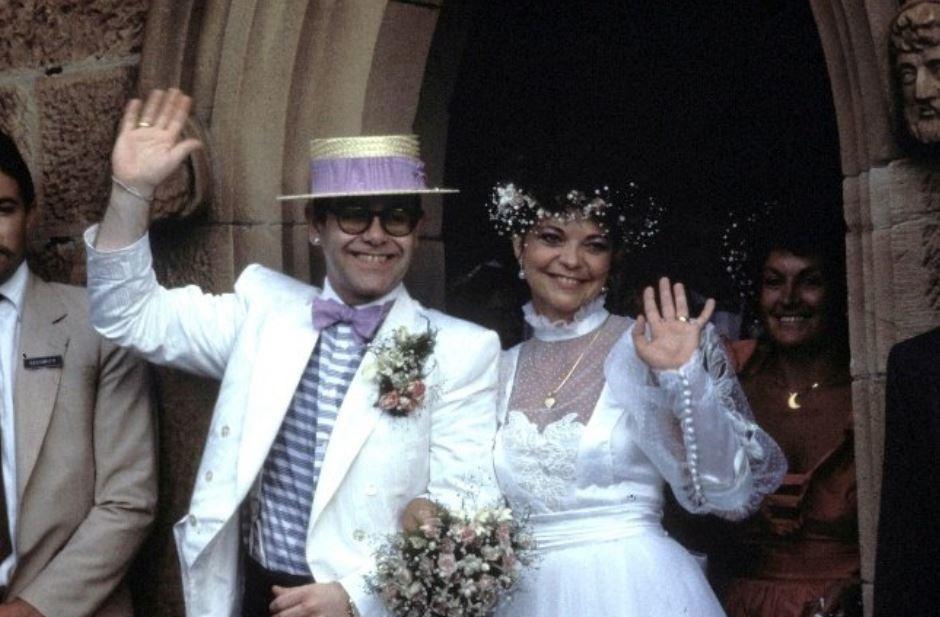 Renate en Elton