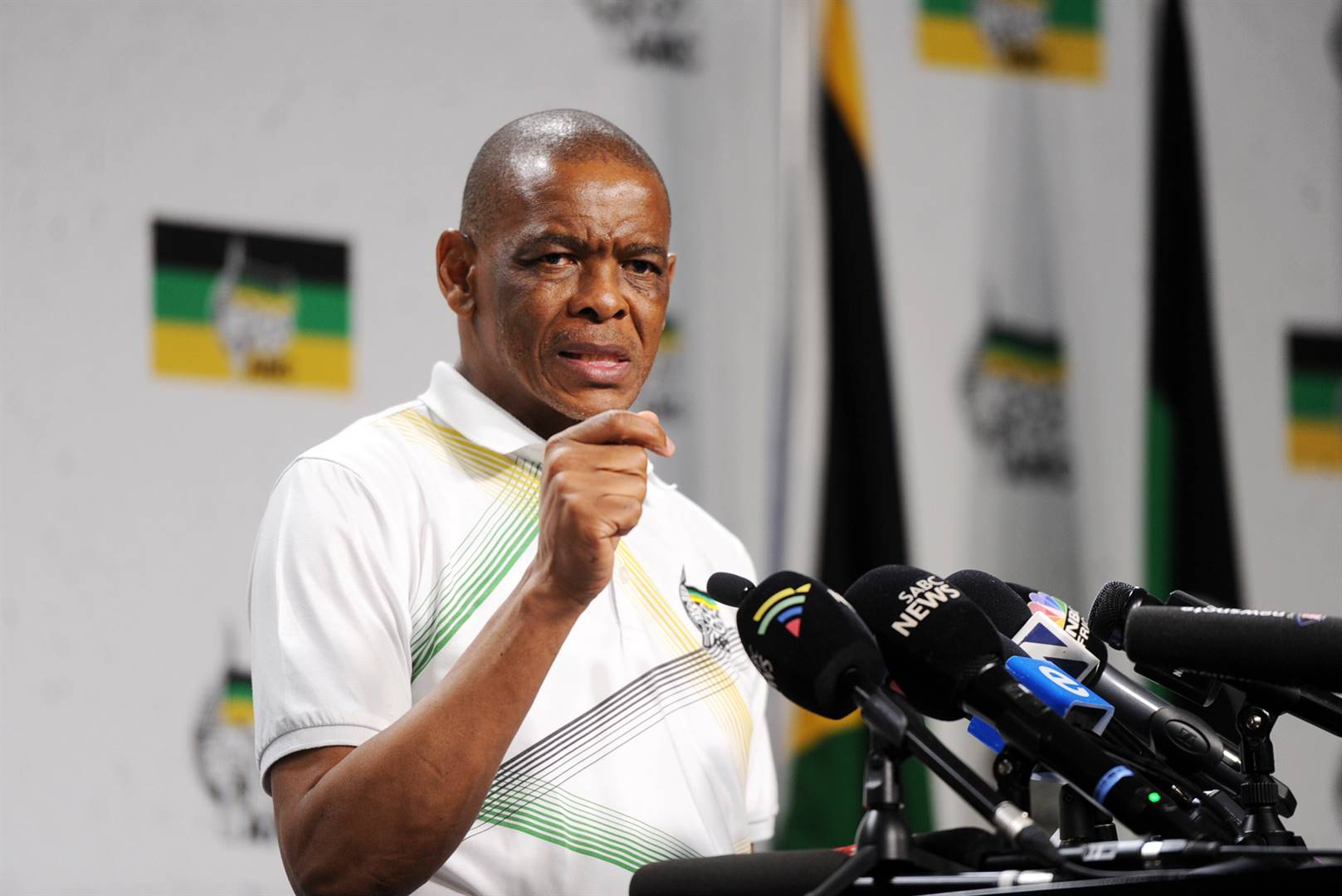 The reports of Magashule's imminent arrest come after the Hawks arrested several people last week after allegations of state capture and evidence heard at the Zondo commission. Picture: Archive