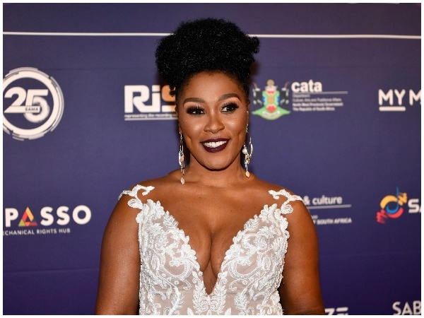 Local songstress Lady Zamar has opened up about her relationship with local musician Sjava.