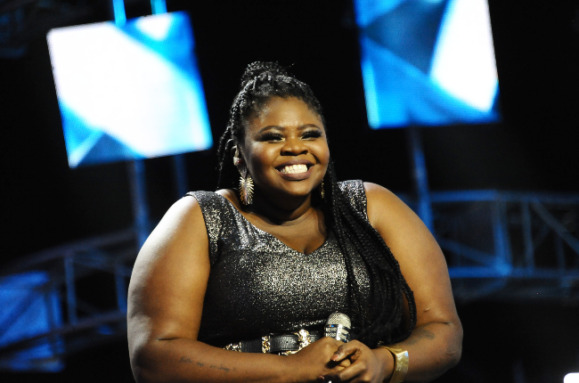 Former Idol SA contestant Sneziey Msomi.