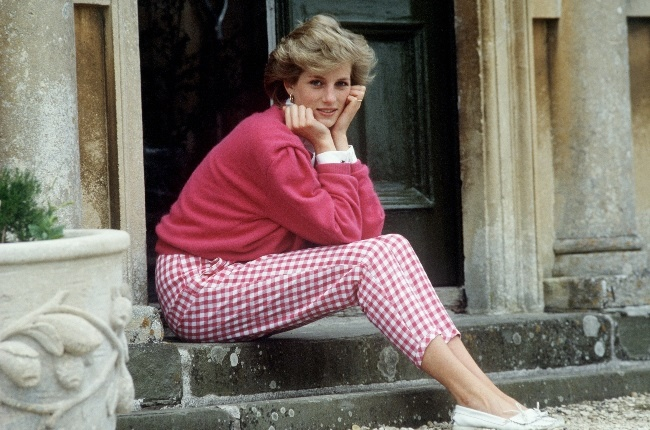 Diana, dead in a catastrophic car crash in Paris' Pont de l'Alma tunnel, her life snuffed out when driver Henri Paul hurtled headfirst into a concrete barrier. (Photo: Gallo Images/Getty Images)