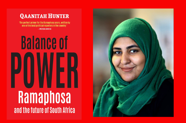 Qaanitah Hunter is politics writer and editor who'll be participating in the upcoming South African Book Fair (Photo: Supplied)