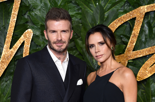 David and Victoria Beckham (Photo: Getty Images/Gallo Images)