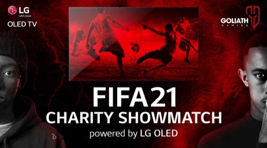 The charity match starts at 1pm on Saturday, October 10. Picture: Supplied