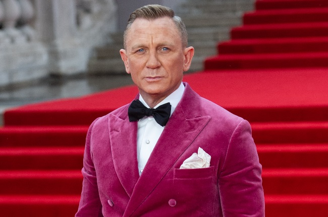 In No Time to Die, Cheshire-born Daniel stars as James Bond for the fifth and final time. (PHOTO: Gallo Images / Getty Images)
