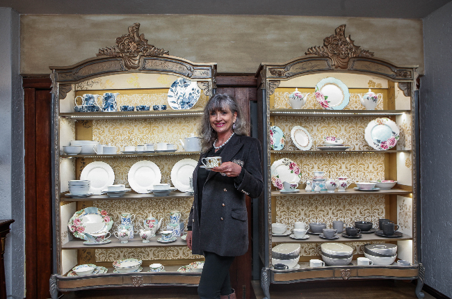 The first Jenna Clifford crockery range in years will be available online from October (Photo: Sharon Seretla)