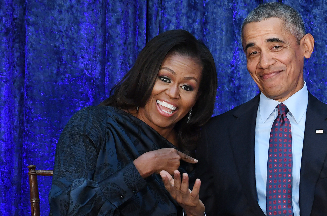 Michelle and Barack Obama (Photo: Getty Images/Gallo Images)