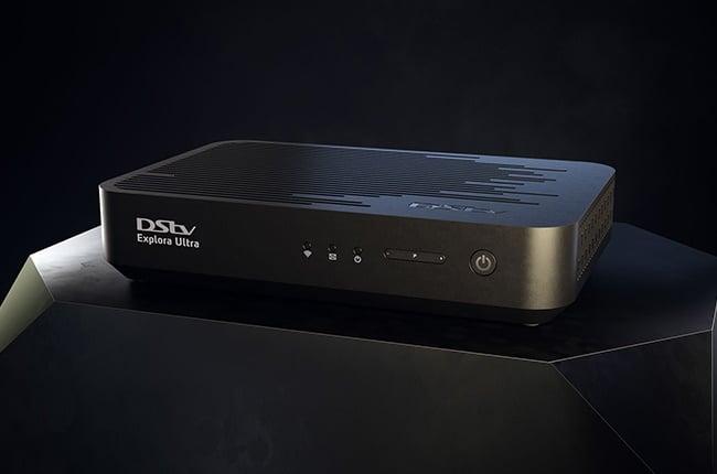 DStv Explora Ultra.